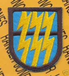 12th SFGA Beret Flash