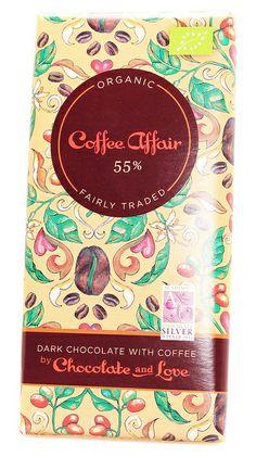 Chocolate and Love Coffee Affair