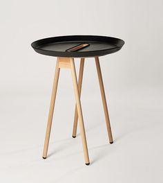 Button Side Table By Fredrik Wærnes