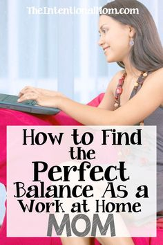 As a work at home mom for 8 years I have come to master the art of finding the…