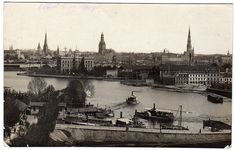 Riga (Latvia) old times,same beauty.āgenskalns