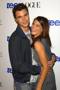 Ryan Sypek & Genevieve Padalecki...Loved them in the tv show Wildfire<3