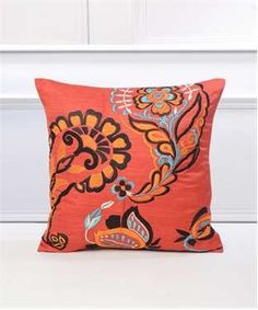 Jamawar Cushion Cover | I found an amazing deal at fashionandyou.com and I bet you'll love it too. Check it out!