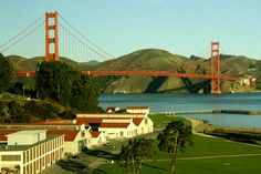 Crissy Field, The Presidio of San Francisco...another one of the places I lived as a child. Strange to go back and find my old house as an adult!