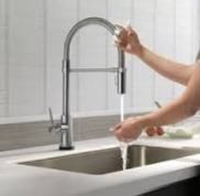 How to Pick the Right Kitchen Faucet Home Inc, Faucets, Just For You, Homes, Kitchen, Home Decor, Taps, Griffins, Houses