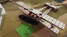 Ηλιακό διπλάνο από εκπαιδευτικό ηλιακό κιτ 3 σε 1
