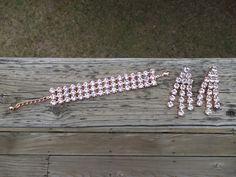 Triple Decker Bracelet  http://www.tiffanyrosedesigns.net/bridalcollection/triple-decker-bracelet