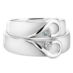 romance wedding ring