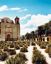 Rebuilding Oaxaca, Mexico