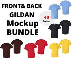 Shirt Template, T Shirt Image, Blank T Shirts, Shirt Mockup, Carolina Blue, Photo Editor, Colorful Shirts, Things To Sell, Unisex
