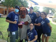 Pima Medical students from the Albuquerque campus participated in Kutz 4 Kids this summer, providing services such as free dental checks, lice screenings and asthma screenings.