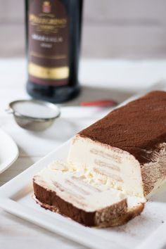 Chic, chic, chocolat...: Tiramisu glacé