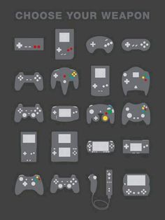 Check us out on Facebook at: https://www.facebook.com/OurWorldGamers The Evolution of the Video Game Controller