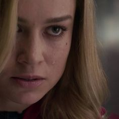 Whooops looks like she is Very Upset Crying for a Betrayal UhOh I Better Ruuuun i don,t like to apologize is Ugly Blah! Captain Marvel Carol Danvers, Scott Lang, Marvel Films, Brie Larson, Marvel Avengers, Marvel Women, Best Actress, Marvel Cinematic Universe, Short Film