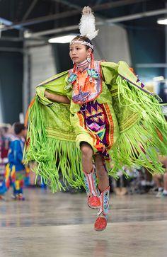 Helena Pow Wow 2012 by SheltieBoy,  Fancy Shawl Dancer  #hanblechiadesigns #nativeamericanbandanas #womenstshirts #womensfashion #nativeamerican #mensfashion #menstshirts www.hanblechiadesigns.com www.hanblechiadesigns.com.au