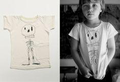 T-shirt One funny Skeleton MINI & MAXIMUS