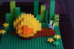Lego Duplo snale