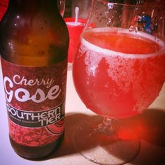 Cherry Gose by Southern Tier Brewing Company