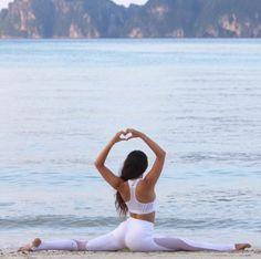 Splits #goals #yoga #inspiration