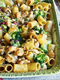 Grillet pasta med kylling og bacon – Food On The Table – Oppskrifters Bacon Recipes, Chicken Recipes, Cooking Recipes, Bacon Food, Macaroni And Cheese, Meal Planning, Clean Eating, Food Porn, Dinner Recipes
