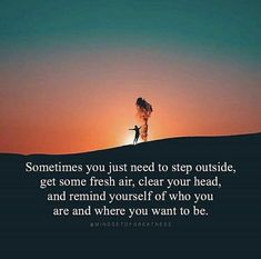 Positive Quotes : QUOTATION – Image : Quotes Of the day – Description Sometimes you just need to step outside.. Sharing is Power – Don't forget to share this quote ! https://hallofquotes.com/2018/03/10/positive-quotes-sometimes-you-just-need-to-step-outside/