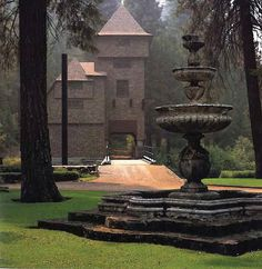 The Hearst Wyntoon Estate in McCloud, California