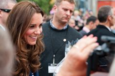 Look out for Kate Middleton's organic food line.