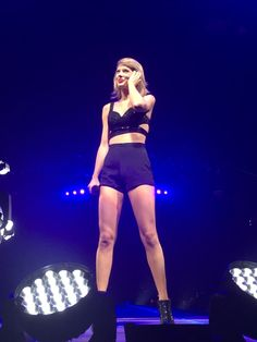July 6: Taylor Swift performs live at the 1989 World Tour in Ottawa, Ontario