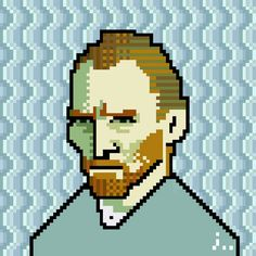 Obras de arte en 8-bits