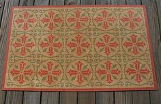 Colonial Floor Cloth