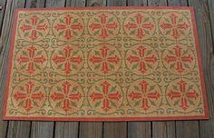 Colonial Floor Cloth