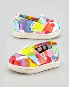 TOMS - Kid's Shoes - Tiny (0-5 YRS) - Neiman Marcus
