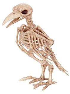 Crazy Bonez Skeleton Crow - Tweety Bonez