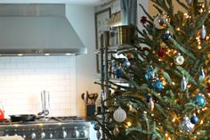 Our Fixer Upper Holiday Home Tour: Kitchen — Miss Molly Vintage