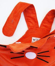 Tiger dungaree costume