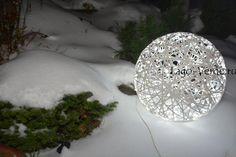 Светильник шар светодиодный купить в интернет-магазине МАФ и арт объектов Lago Verde