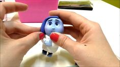 Tutorial ♡ Tristeza do Filme Divertida Mente - Inside Out Sadness