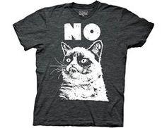 Grumpy Cat Clothing — Grumpy Cat Merchandise