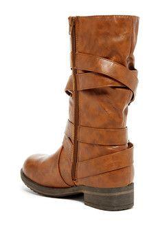 Charles Albert Mid Calf Boot