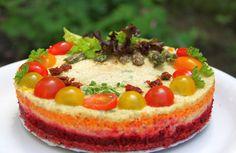 Gitta nyersétel blogja: Zöldségtorta