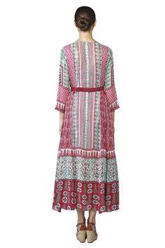The Gulrukh Tunic Dress
