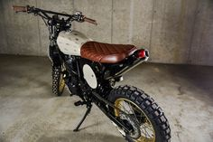 Honda NX 650 Dominator #Zaku Special Scrambler by Rice Eaters Garage