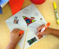 Awesome Triaramas in Grade Three | Art Lessons For Kids