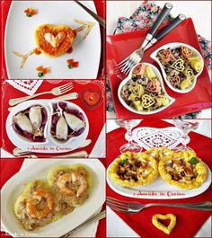 ricette salate per San Valentino