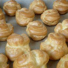 Pâte à Choux: Best Practices. Pâte à Choux is a versatile dough that creates eclairs, profiteroles, croquembouche, St. Honoré and Paris–Brest. If you add cheese to the choux dough, you can make Gougeres. Learn how to make Pâte à Choux along with a few recipes that use it. Profiteroles, Croquembouche, Pretzel Bites, St Honoré, Paris Brest, Bread, Canning, Desserts, Recipes