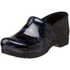 Amazon.com: Dansko Women's Professional-Marbled Clog: Shoes