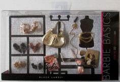 Barbie Back to Basic Accessory Pack (Look 02 - Collection 001) (Black Label) (.. | eBay