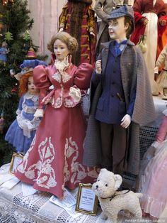 """Выставка """"Время кукол 18"""" моими глазами, часть 2 / Выставка кукол - обзоры, репортажи, информация, фото / Бэйбики. Куклы фото. Одежда для кукол"""