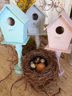 Készíts tavaszi dekorációt! Bird, Outdoor Decor, Home Decor, Decoration Home, Room Decor, Birds, Home Interior Design, Home Decoration, Interior Design