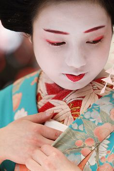 Umeyae during Baikasai Japanese Art, Japanese Things, Japanese Style, Oriental Fashion, Oriental Style, Kimono Japan, Memoirs Of A Geisha, Pretty Photos, World Of Color